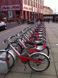 rental bikes in berlin