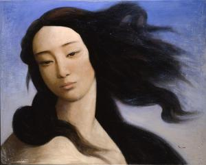 Yin Xin Venus after Botticelli 2008-2